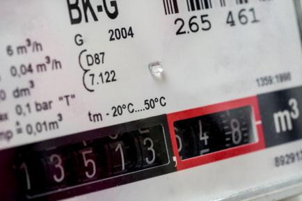 Vorgehen beim Gasanbieterwechsel